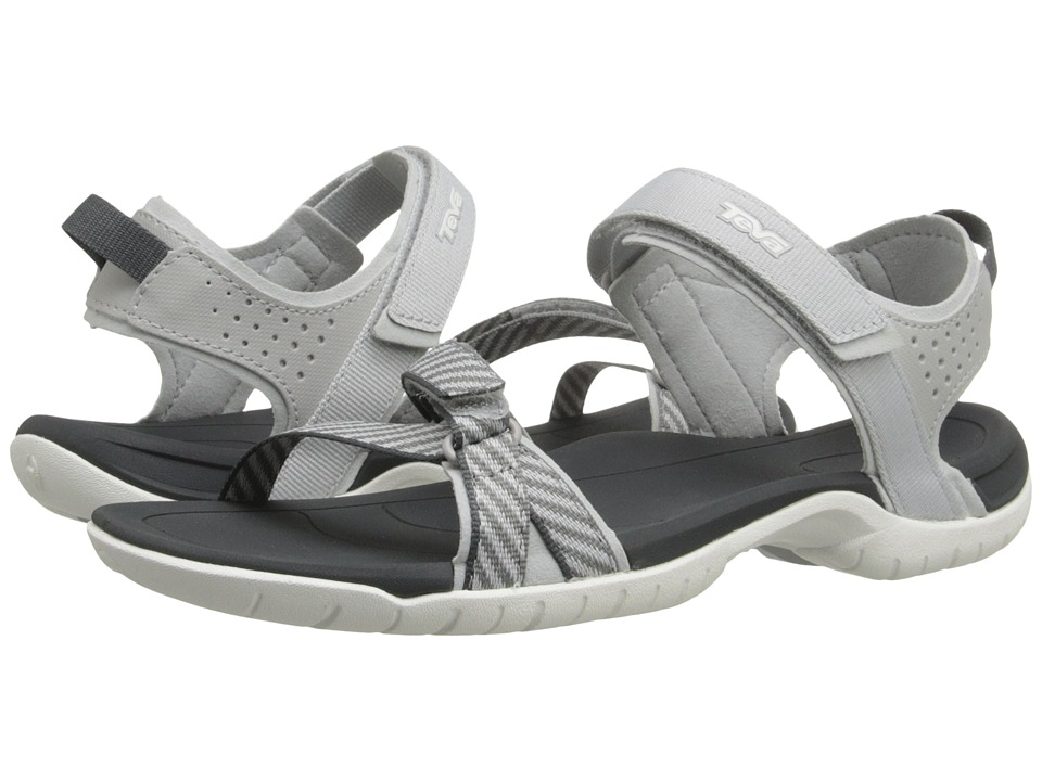 Teva - Verra (Blanket Stripes Grey) Women's Sandals