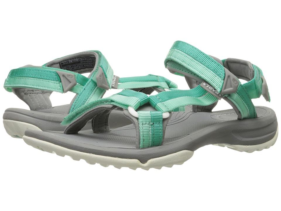 Teva - Terra Fi Lite (Aqua) Women's Sandals