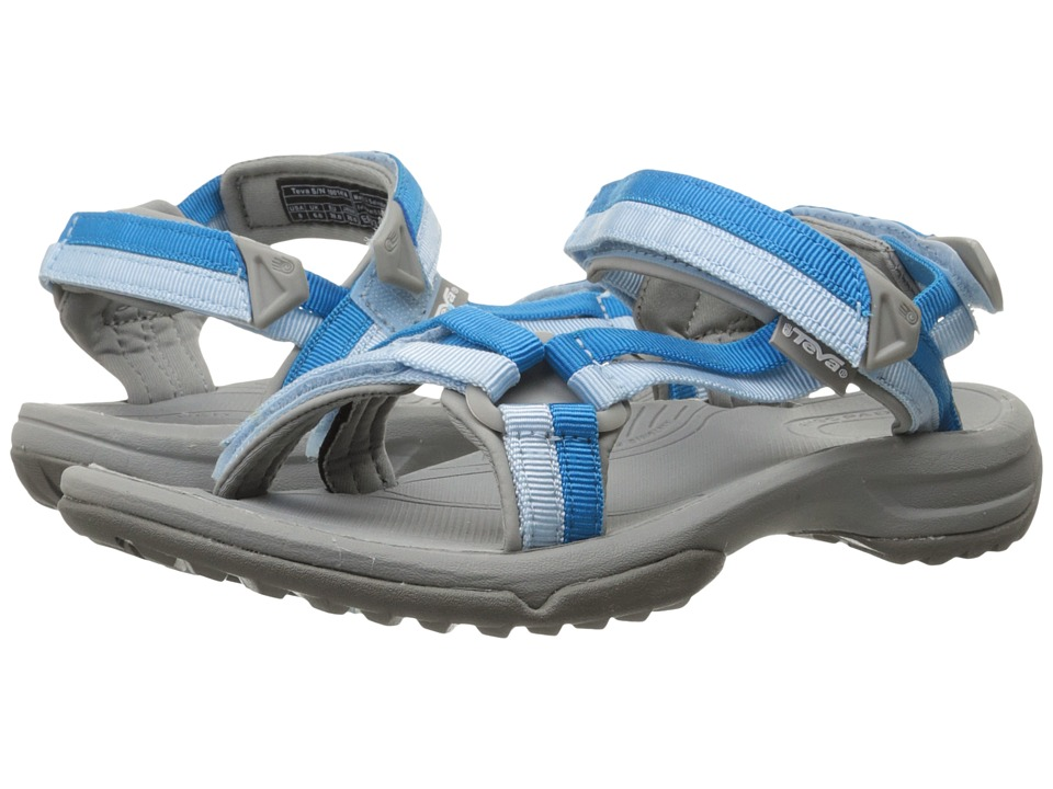 Teva - Terra Fi Lite (Cool Blue) Women's Sandals