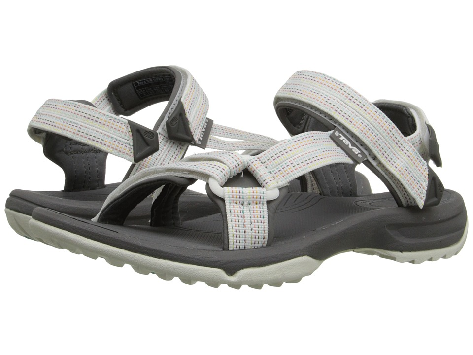 Teva - Terra Fi Lite (City Lights White Multi) Women's Sandals