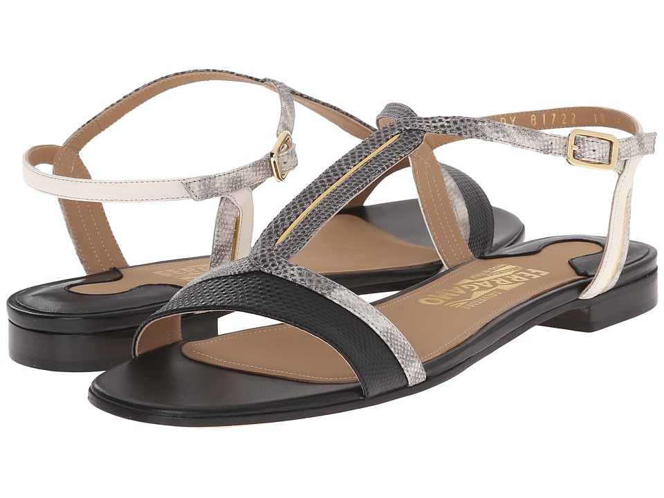 Salvatore Ferragamo - Gerry (Lait Karung Calf) Women