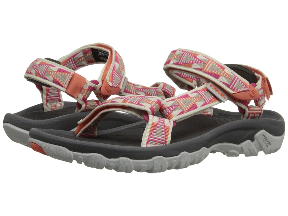 Teva - Hurricane XLT (Mosaic White/Pink) Women's Sandals