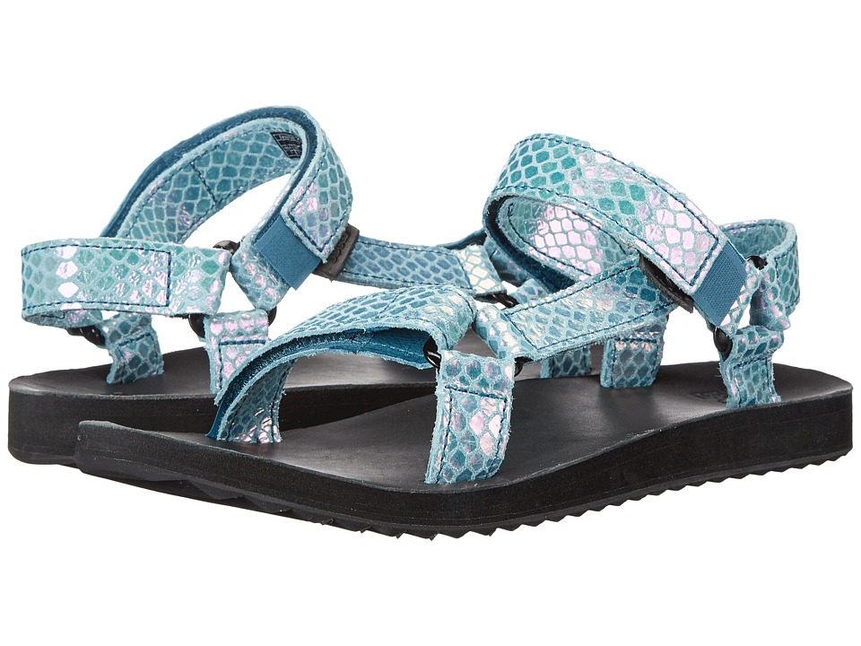 Teva Original Universal Iridescent (Deep Teal) Women