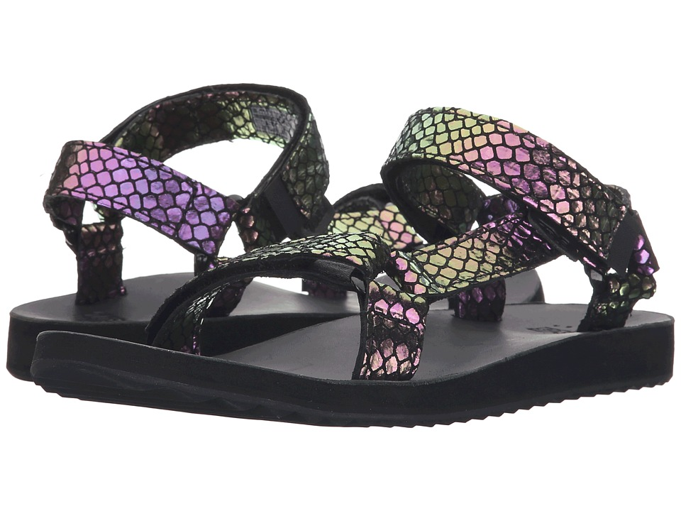 Teva Original Universal Iridescent (Black) Women