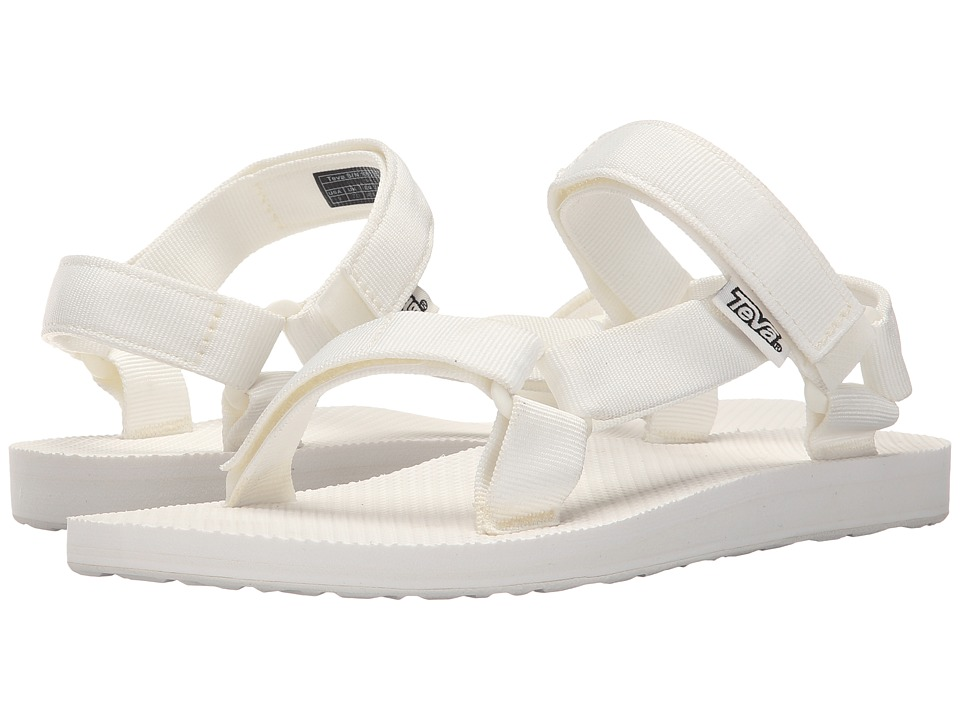 Teva Original Universal (Bright White) Women