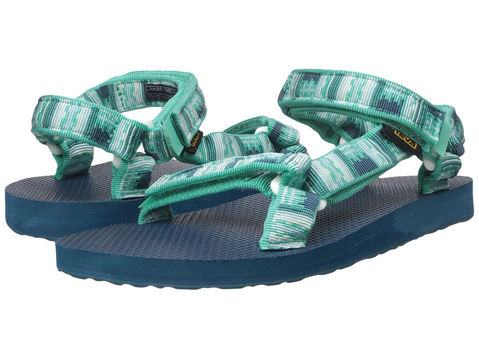 Teva - Original Universal (Inca Teal Multi) Women's Sandals