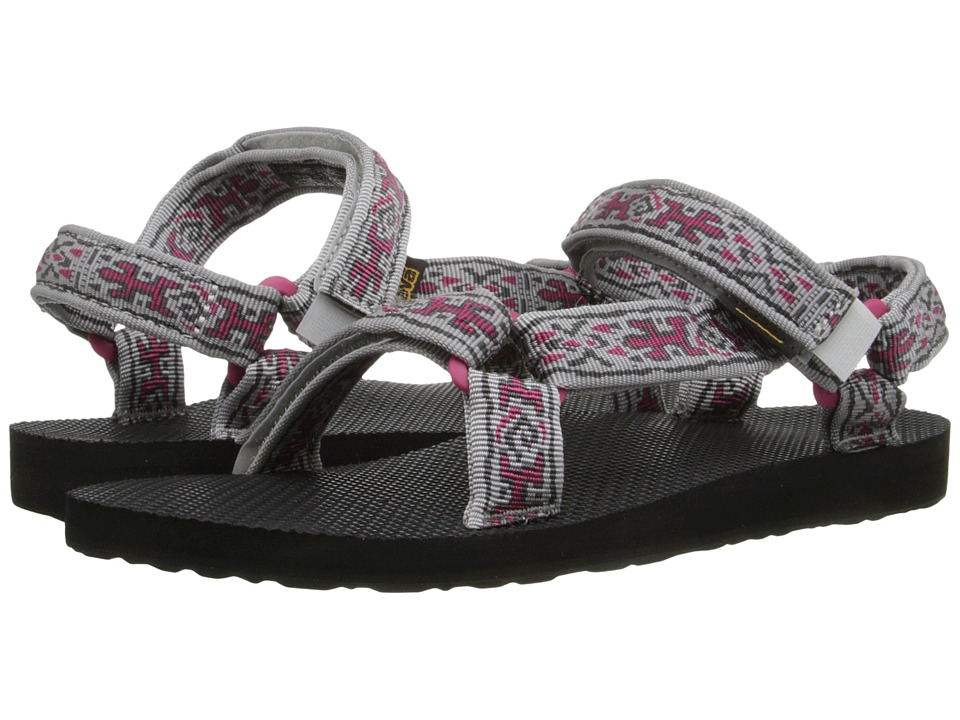 Teva - Original Universal (Old Lizard Grey) Women's Sandals