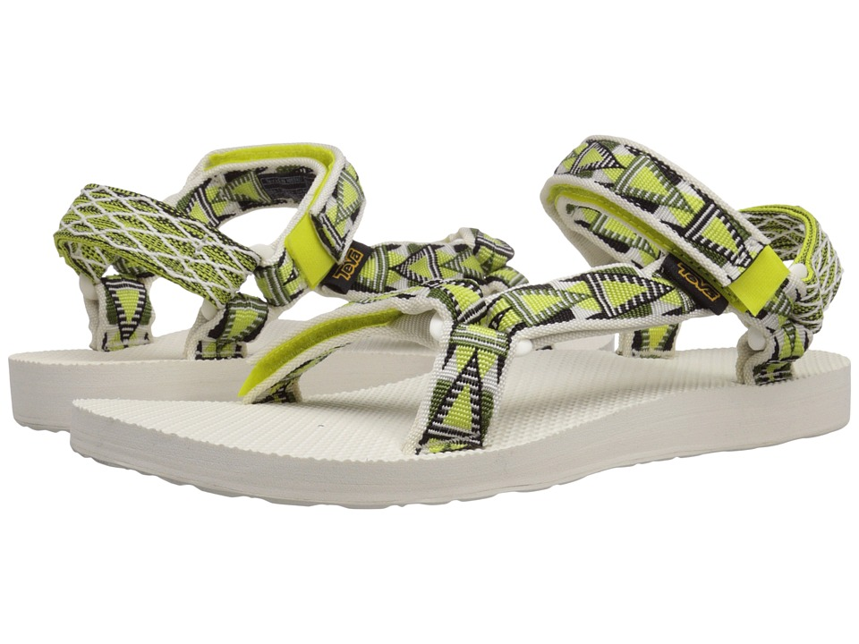 Teva - Original Universal (Mashup Atomic Lime) Women's Sandals