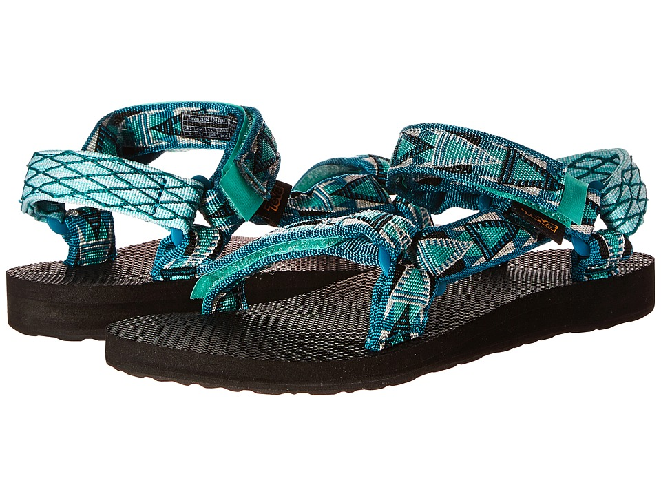 Teva - Original Universal (Mashup Teal) Women's Sandals
