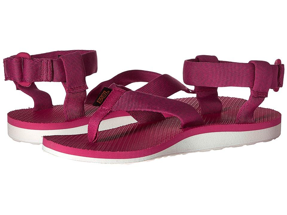 Teva Original Sandal (Marled Raspberry) Women