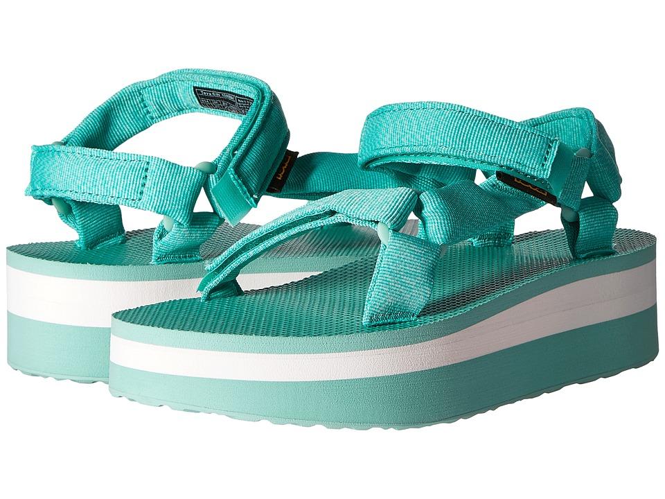 Teva - Flatform Universal (Marled Florida Keys) Women's Sandals
