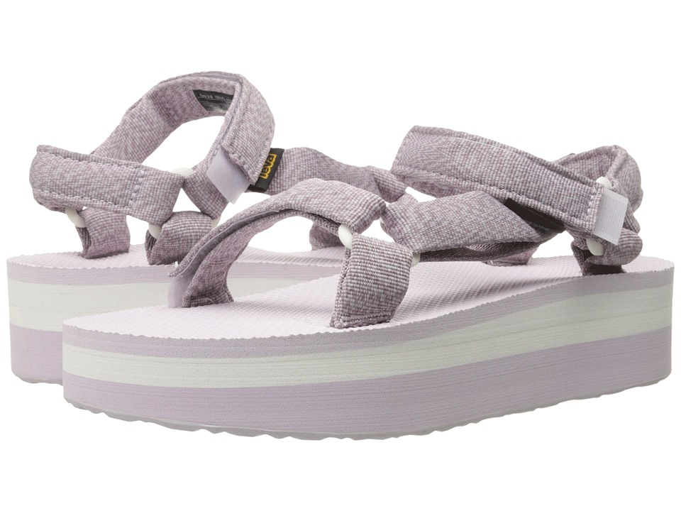 Teva - Flatform Universal (Marled Orchid) Women's Sandals