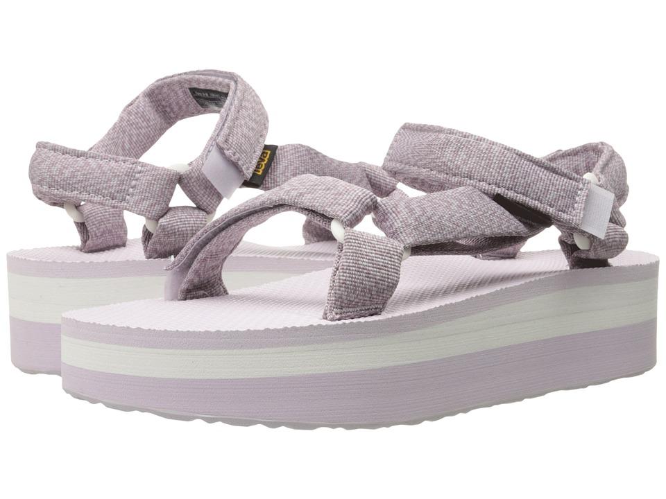 Teva - Flatform Universal (Marled Orchid) Women's Sandals