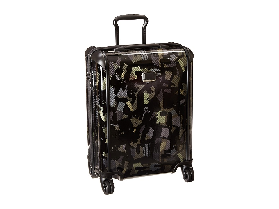 Tumi - Tegra-Lite - Continental Carry-On (Camo) Carry on Luggage