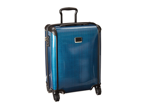 Tumi - Tegra-Lite - Continental Carry-On (Teal) Carry on Luggage