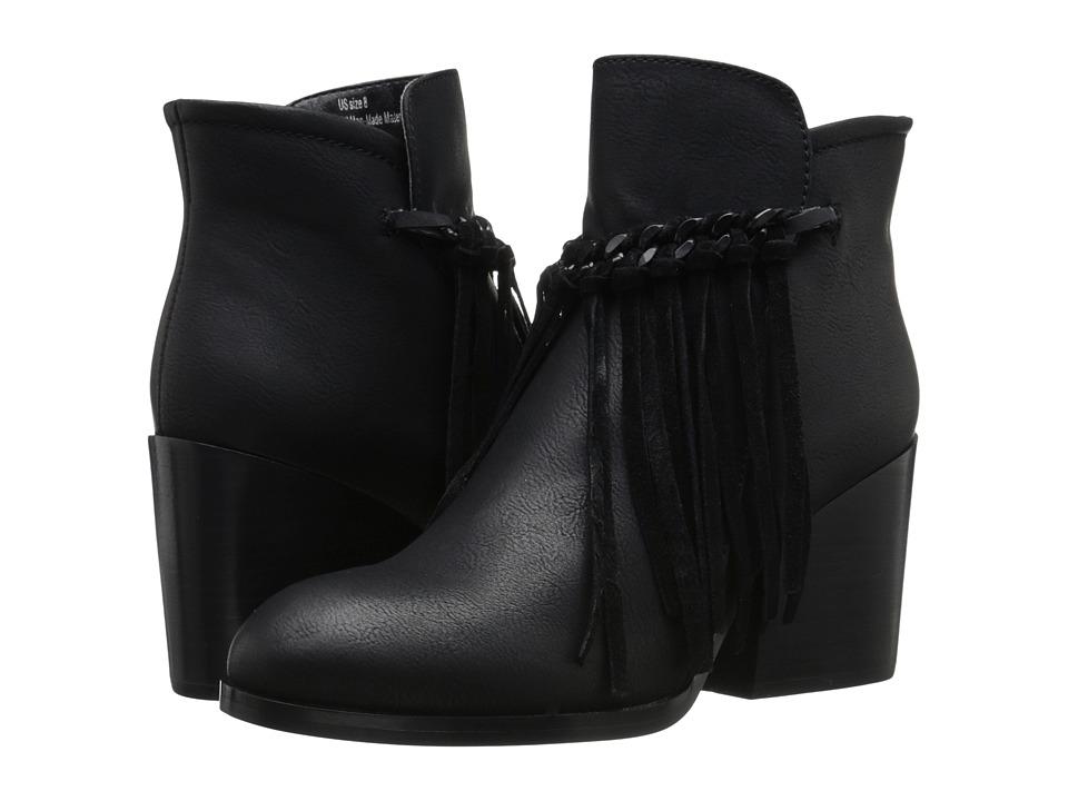 Sbicca - Imogen (Black) Women's Shoes