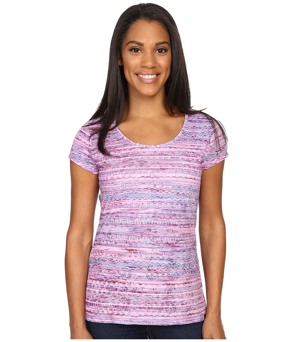 Prana - Garland Tee (True Orchid) Women