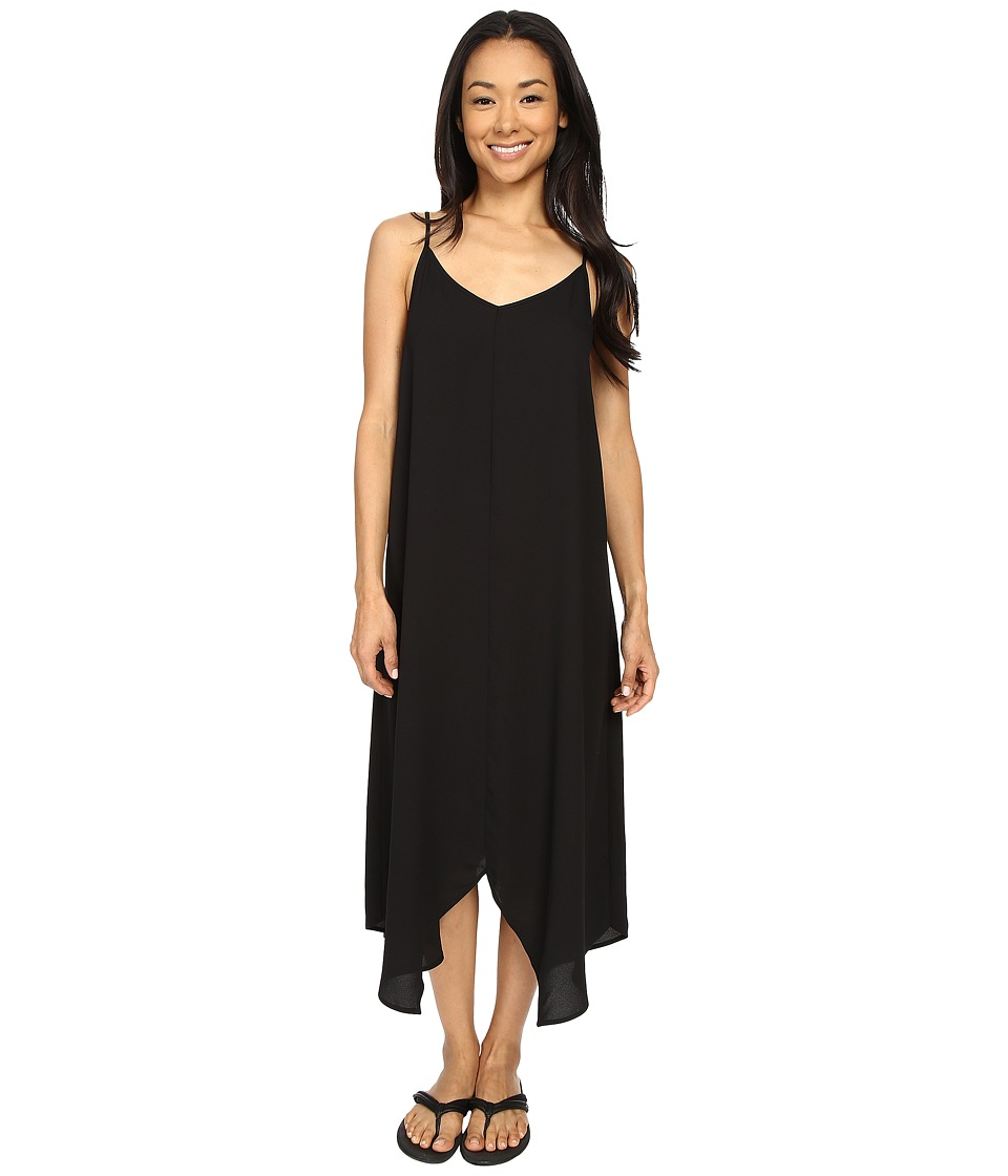 Prana Angelique Dress (Black) Women