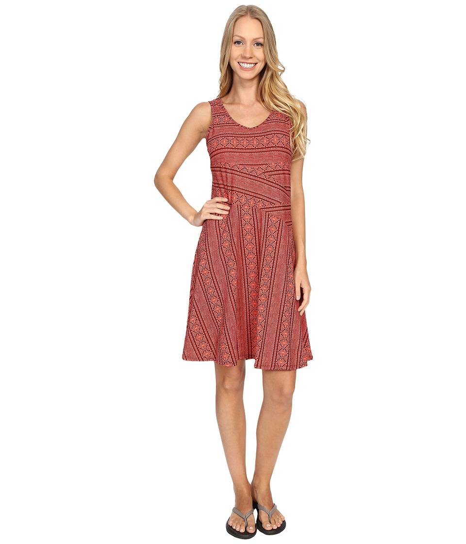 Prana - Amelie Dress (Raisin Lace) Women's Dress