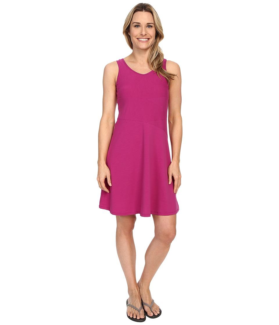 Prana - Amelie Dress (Rich Fuchsia) Women's Dress