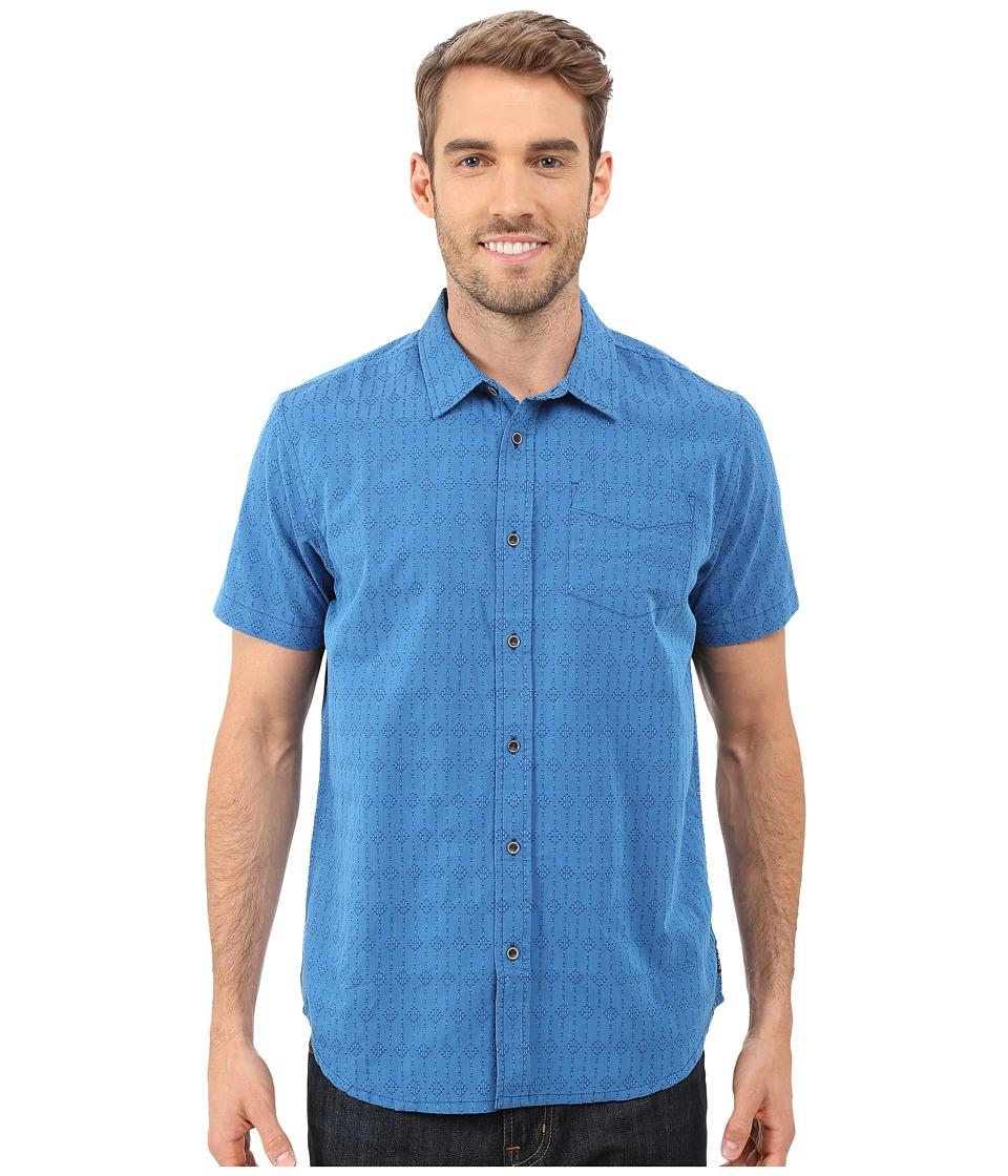 Prana - Voyage (Blue Ash) Men's Clothing