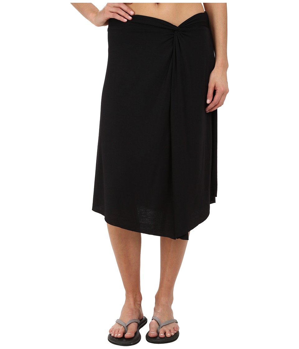 Prana Jessalyn Skirt (Black) Women