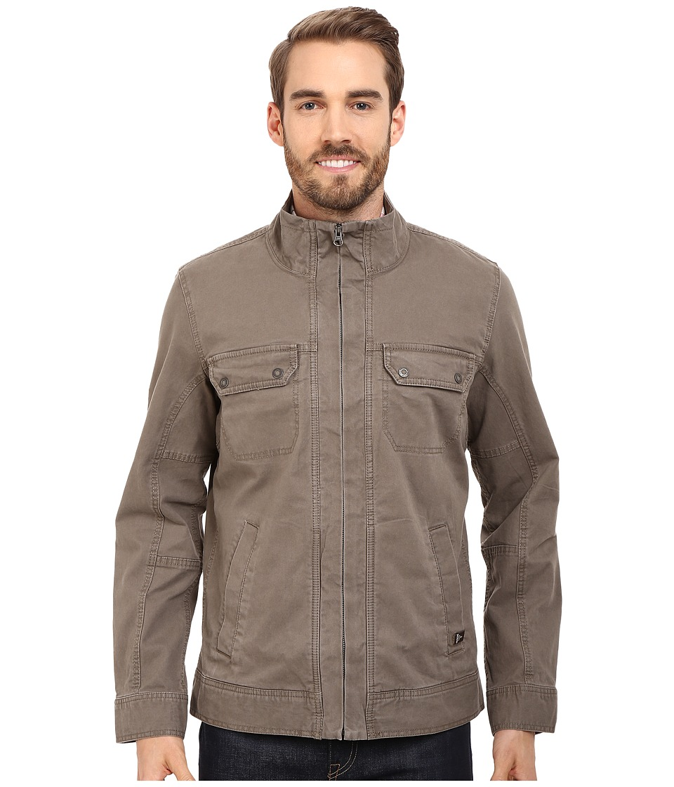 Prana - Apperson Shell Jacket (Mud) Men's Coat