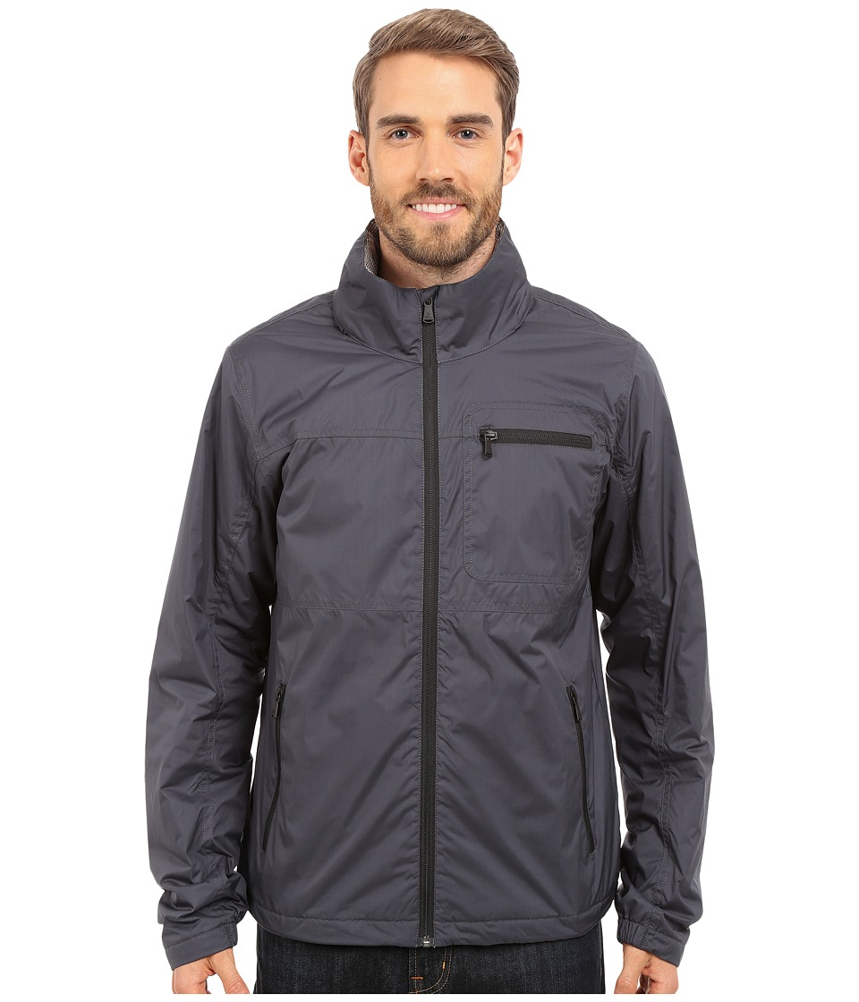 Prana - Roaming Jacket (Coal) Men's Coat