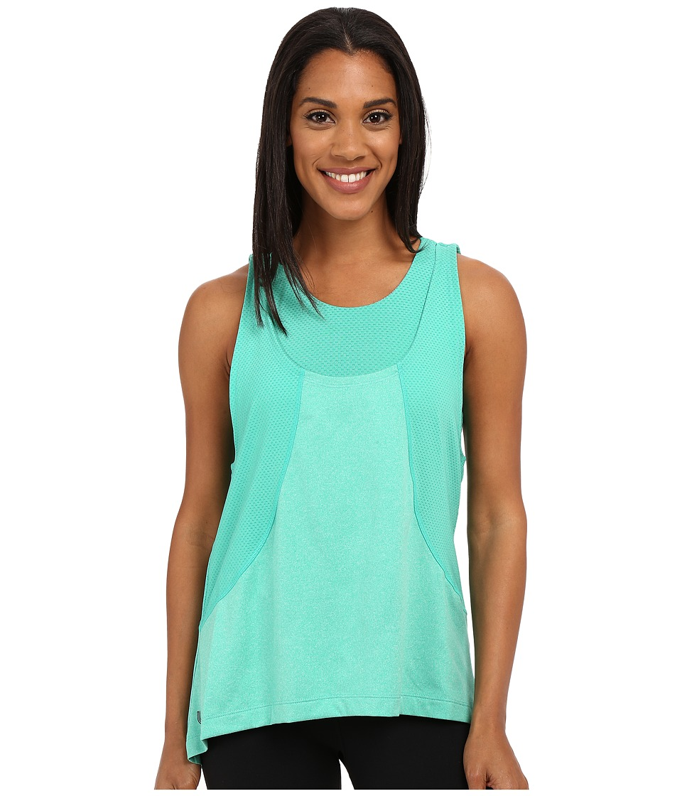 Lole - Faylinn Tank Top (Green Tropic Mix) Women's Sleeveless