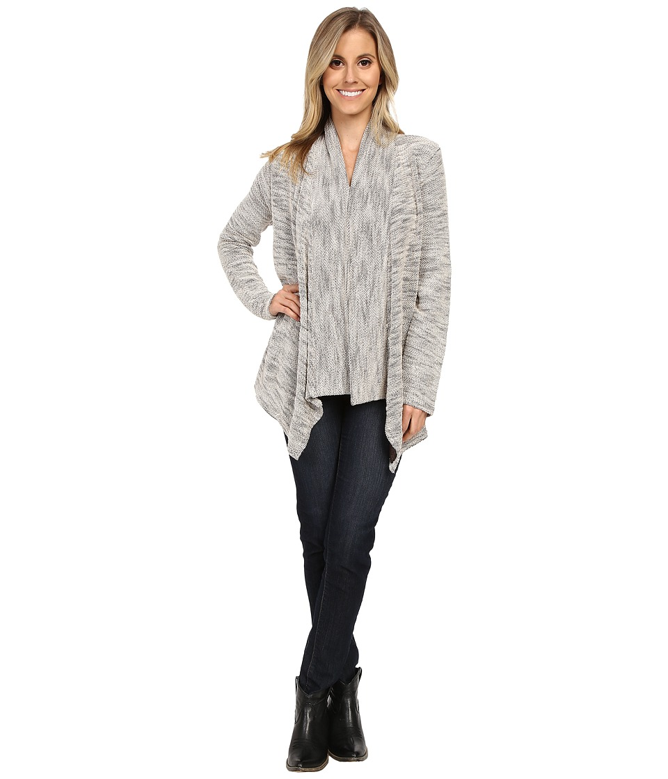 Ariat - Claremont Cardigan (Snow White) Women's Sweater