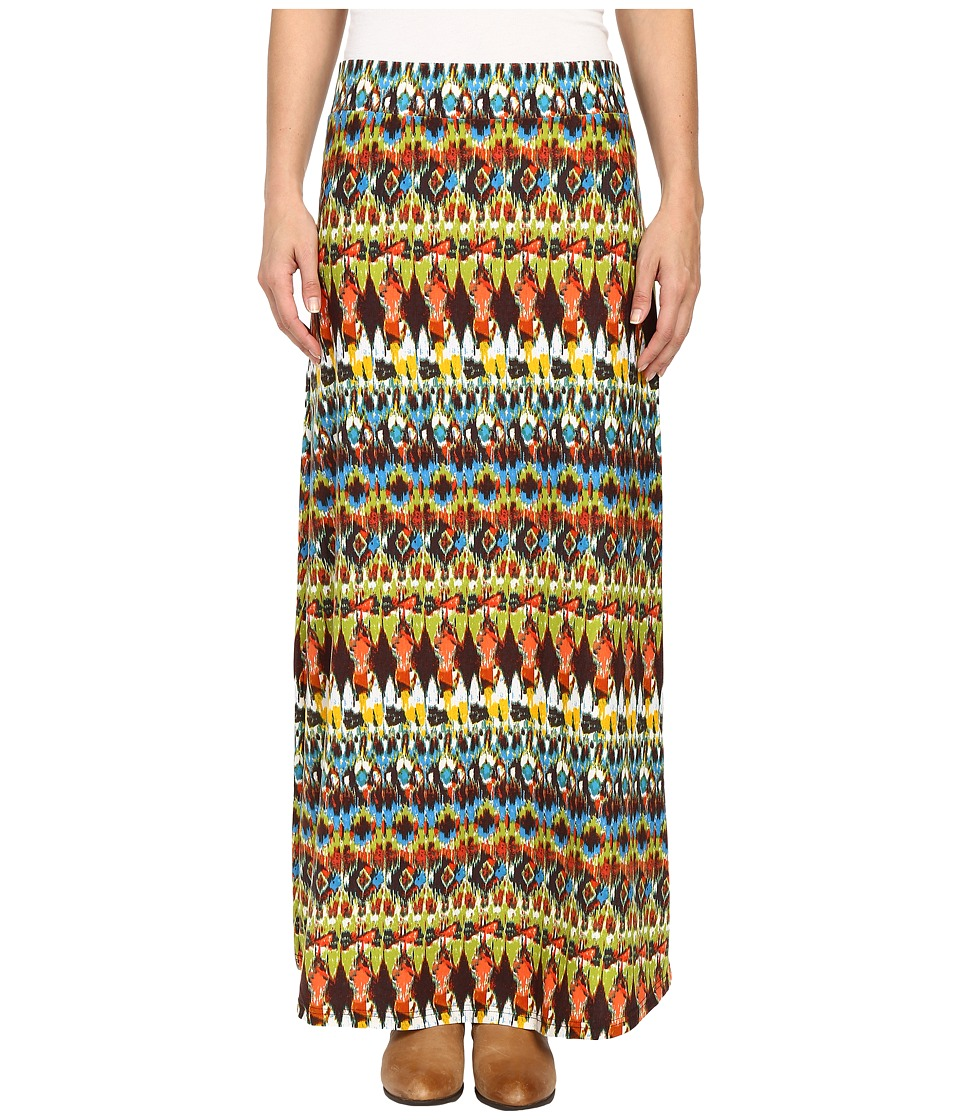 Ariat - Seton Maxi Skirt (Multi) Women's Skirt