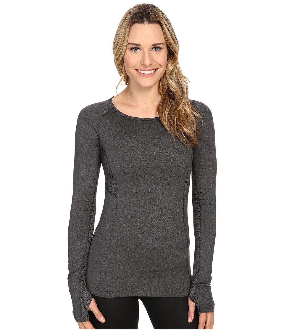 Lole - Lynn Top (Black Mix) Women's Clothing