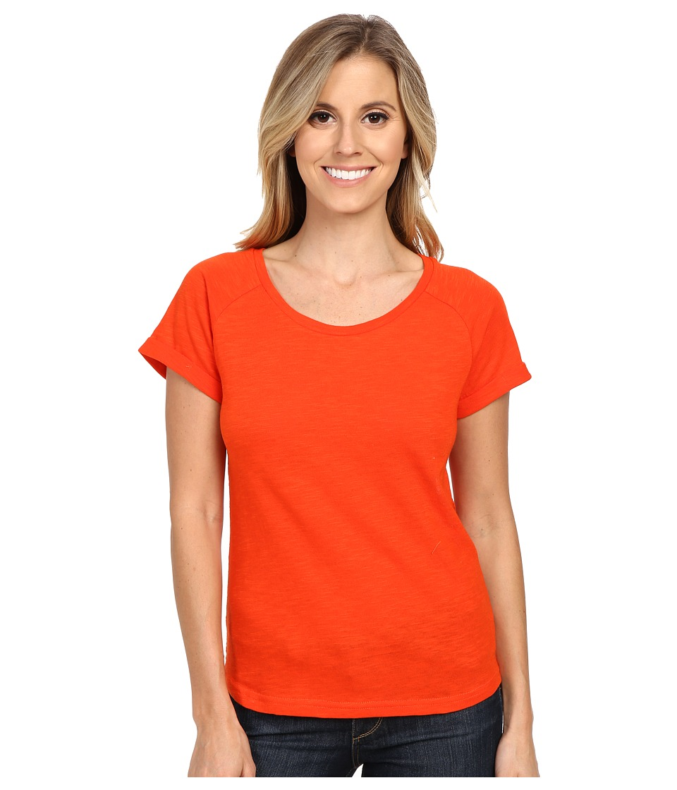 Ariat - Inwood Top (Hot Spark) Women's Short Sleeve Pullover