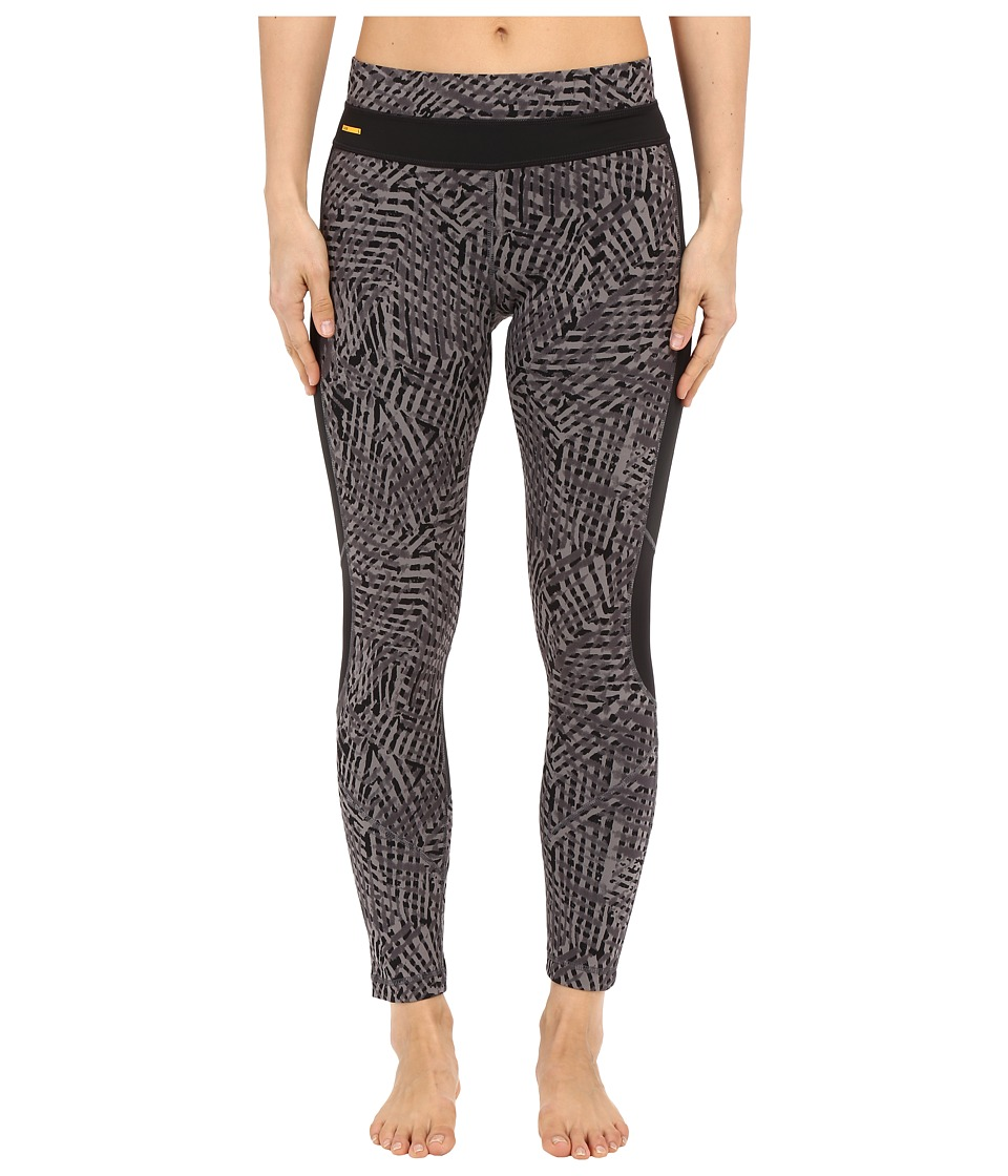 Lole - Eden Leggings (Black Foliage) Women's Casual Pants