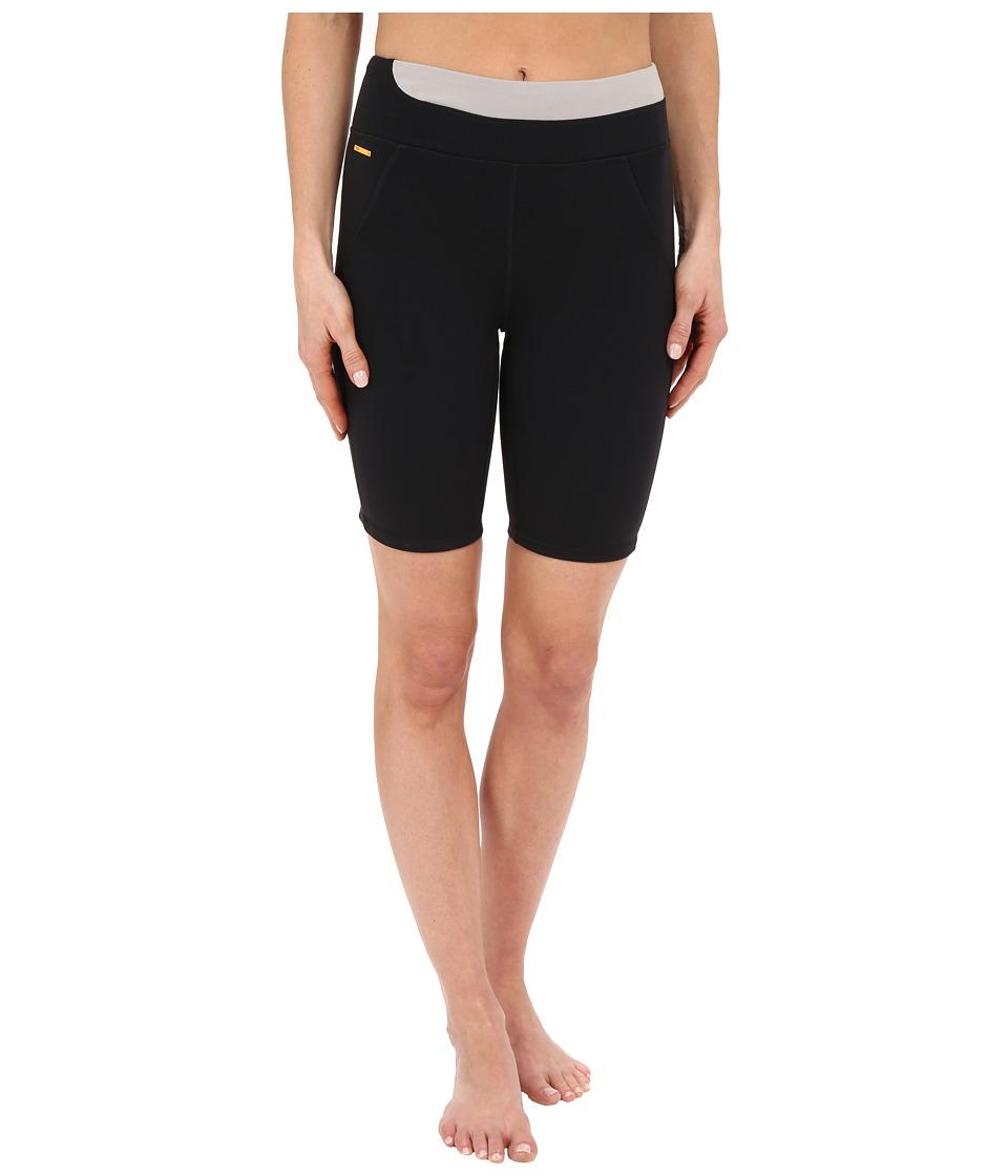 Lole - Livy Shorts (Black) Women's Shorts