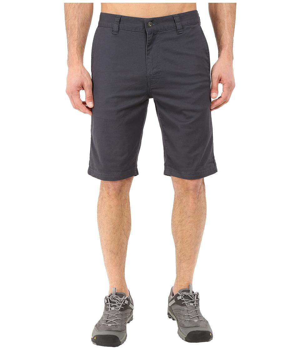Prana - Table Rock Chino Shorts (Coal) Men's Shorts