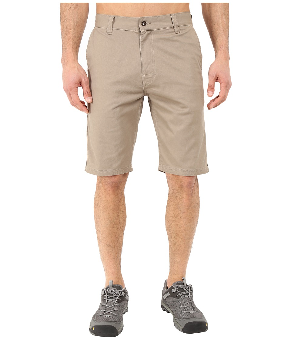 Prana - Table Rock Chino Shorts (Dark Khaki) Men's Shorts