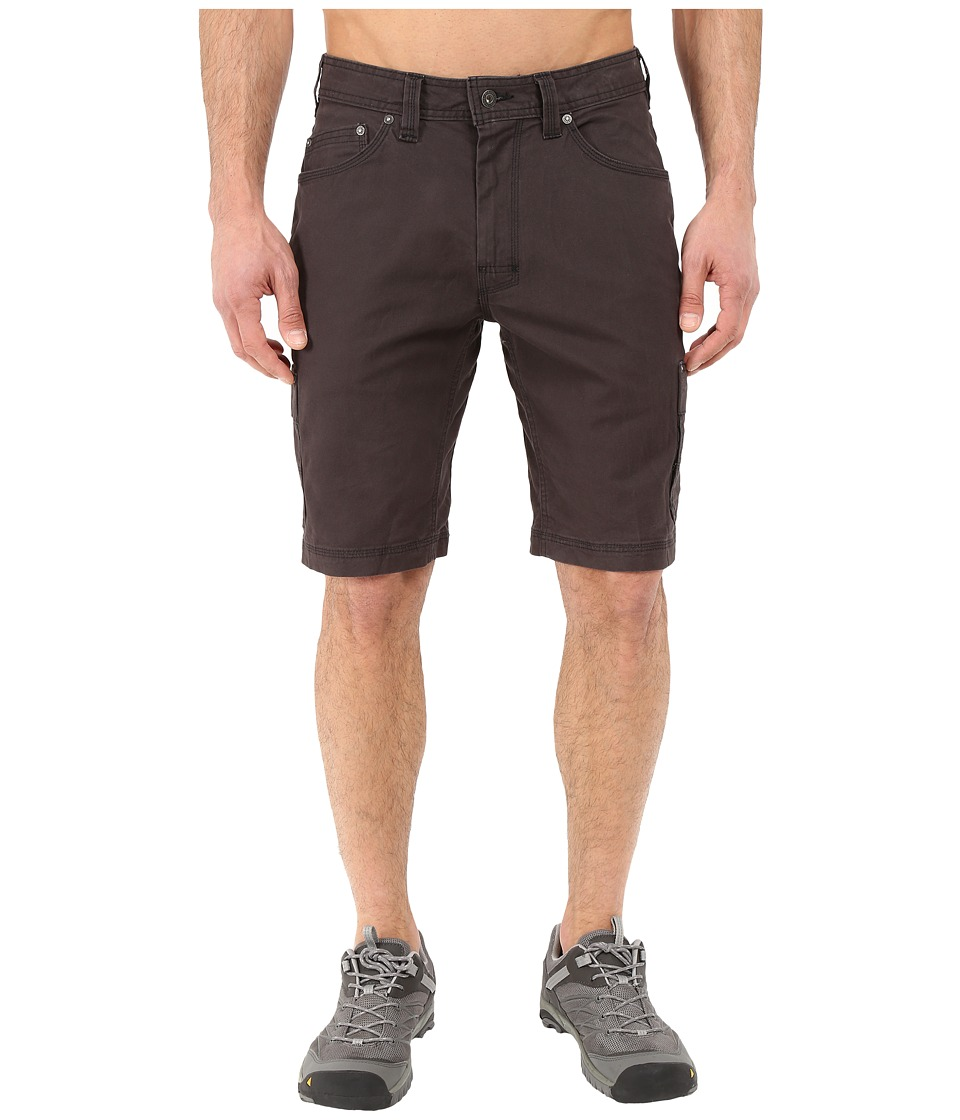 Prana - Murray Shorts (Charcoal) Men's Shorts