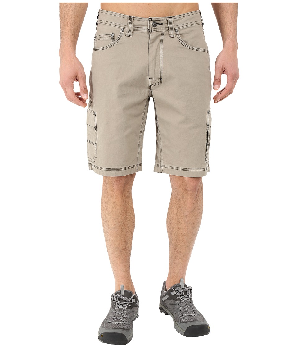 Prana - Murray Shorts (Dark Khaki) Men's Shorts