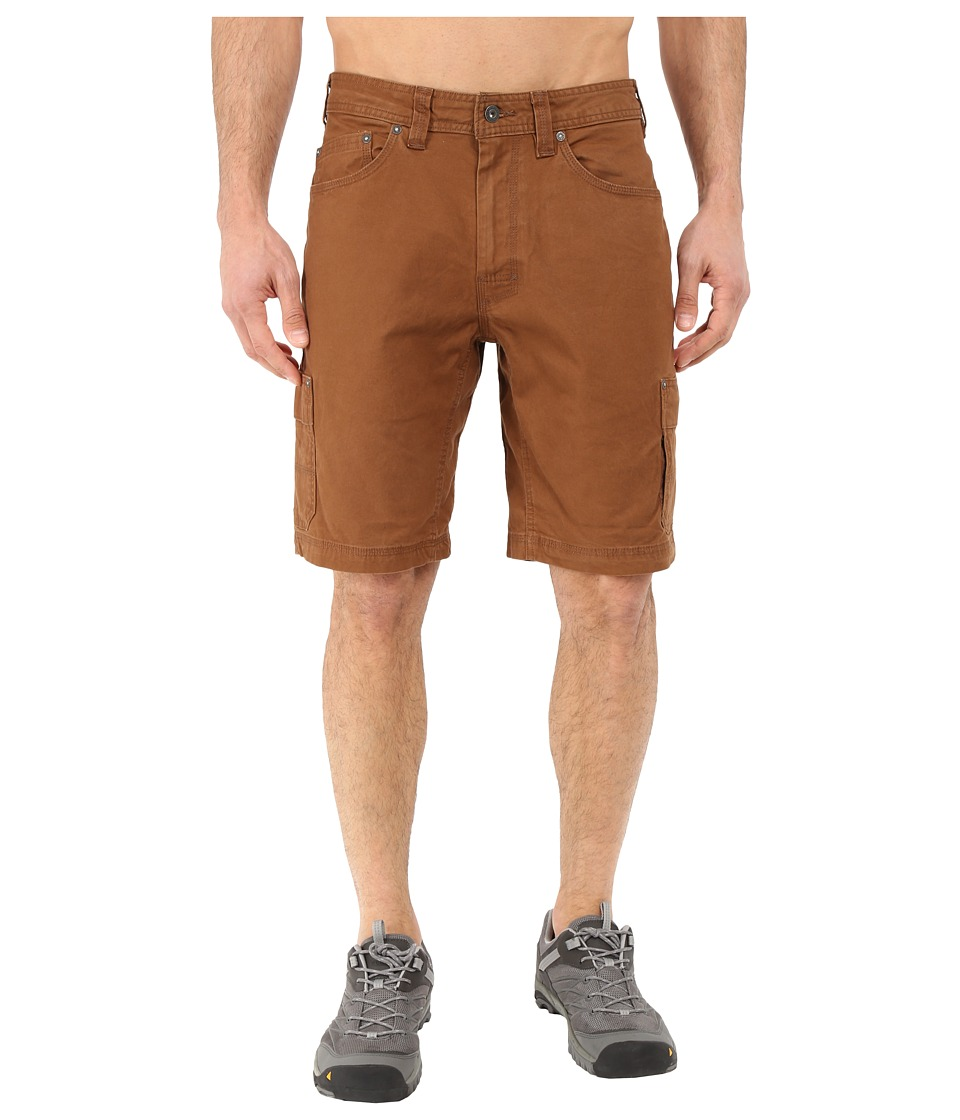 Prana - Murray Shorts (Sepia) Men's Shorts