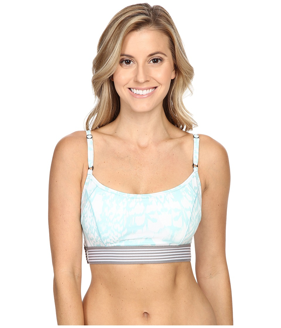 Lole - Zion Bra (Aruba Blue Reflection) Women's Bra