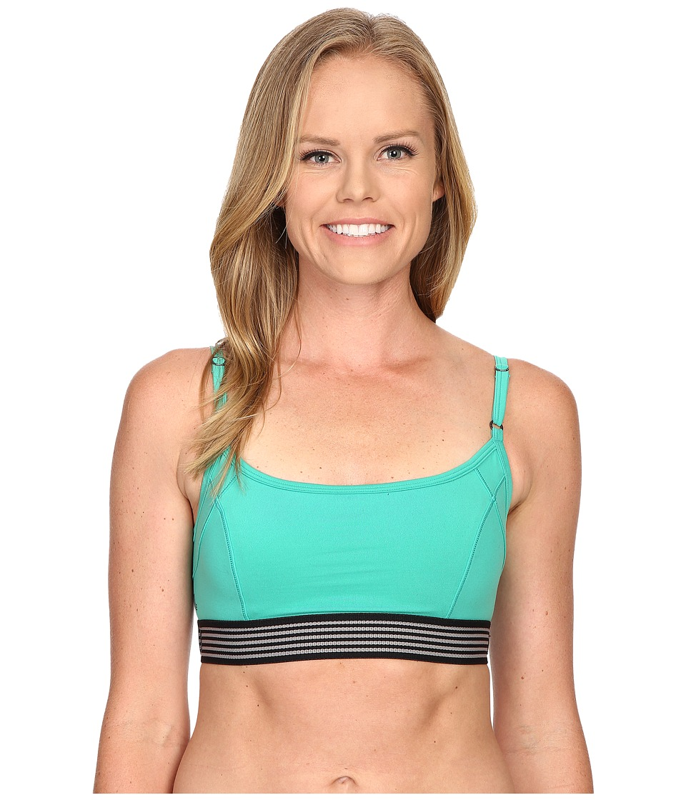 Lole - Zion Bra (Green Tropic) Women's Bra