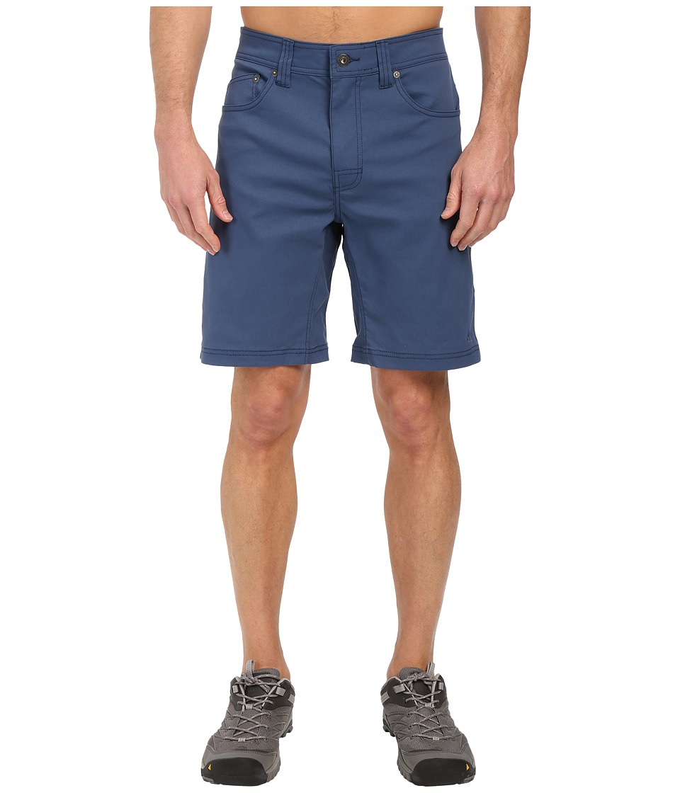 Prana - Brion Short (Blue Ridge) Men's Shorts