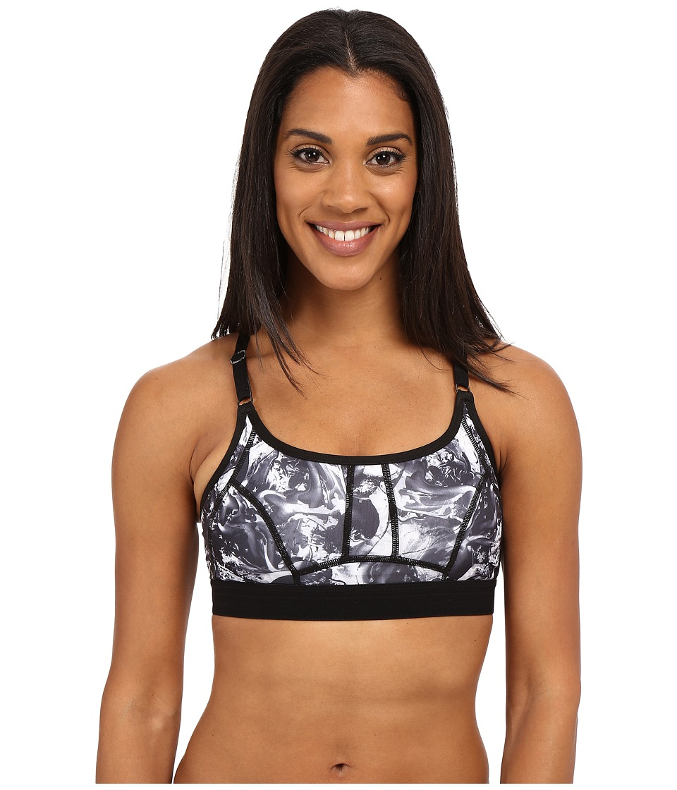 Lole - Alpine Bra (White Moving Sand) Women's Bra
