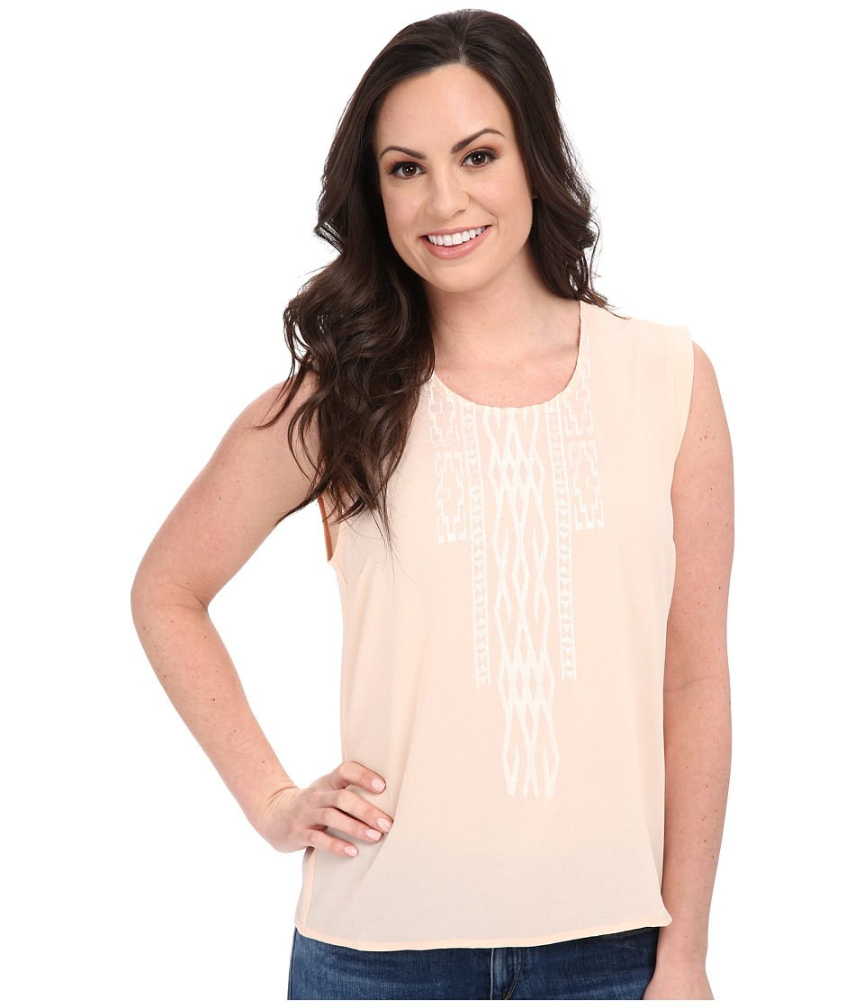 Ariat - Abbott Top (Candid Peach) Women's Sleeveless