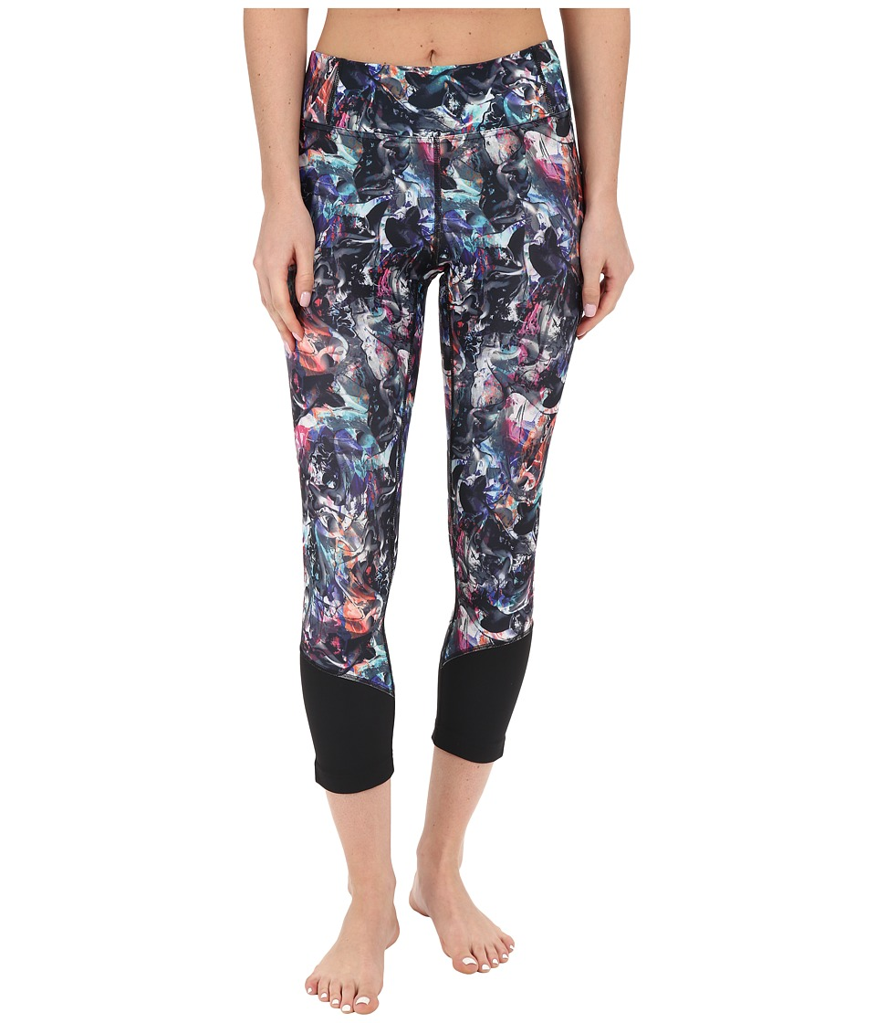Lole Chelsea Capris (Black Moving Sand) Women