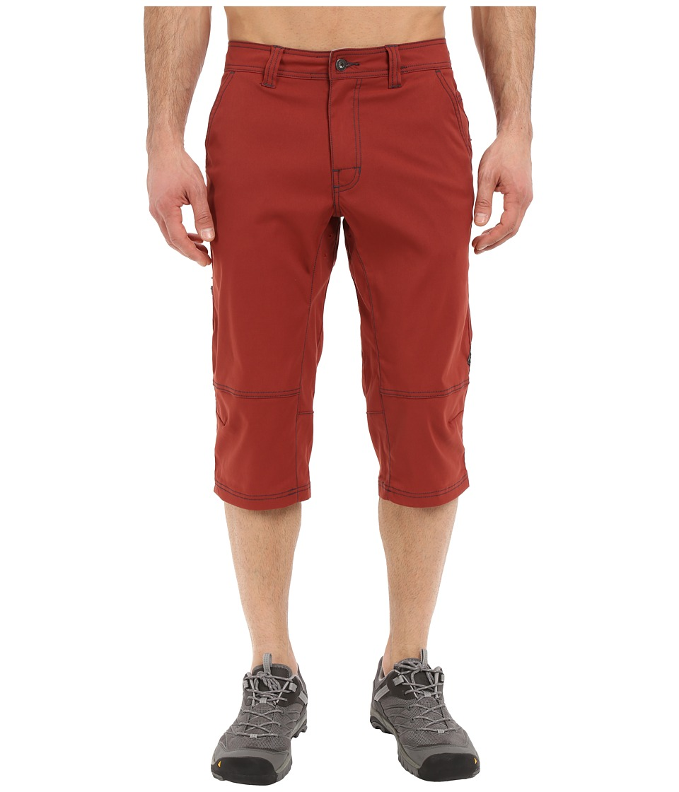 Prana - Menace Knicker (Brick) Men's Shorts