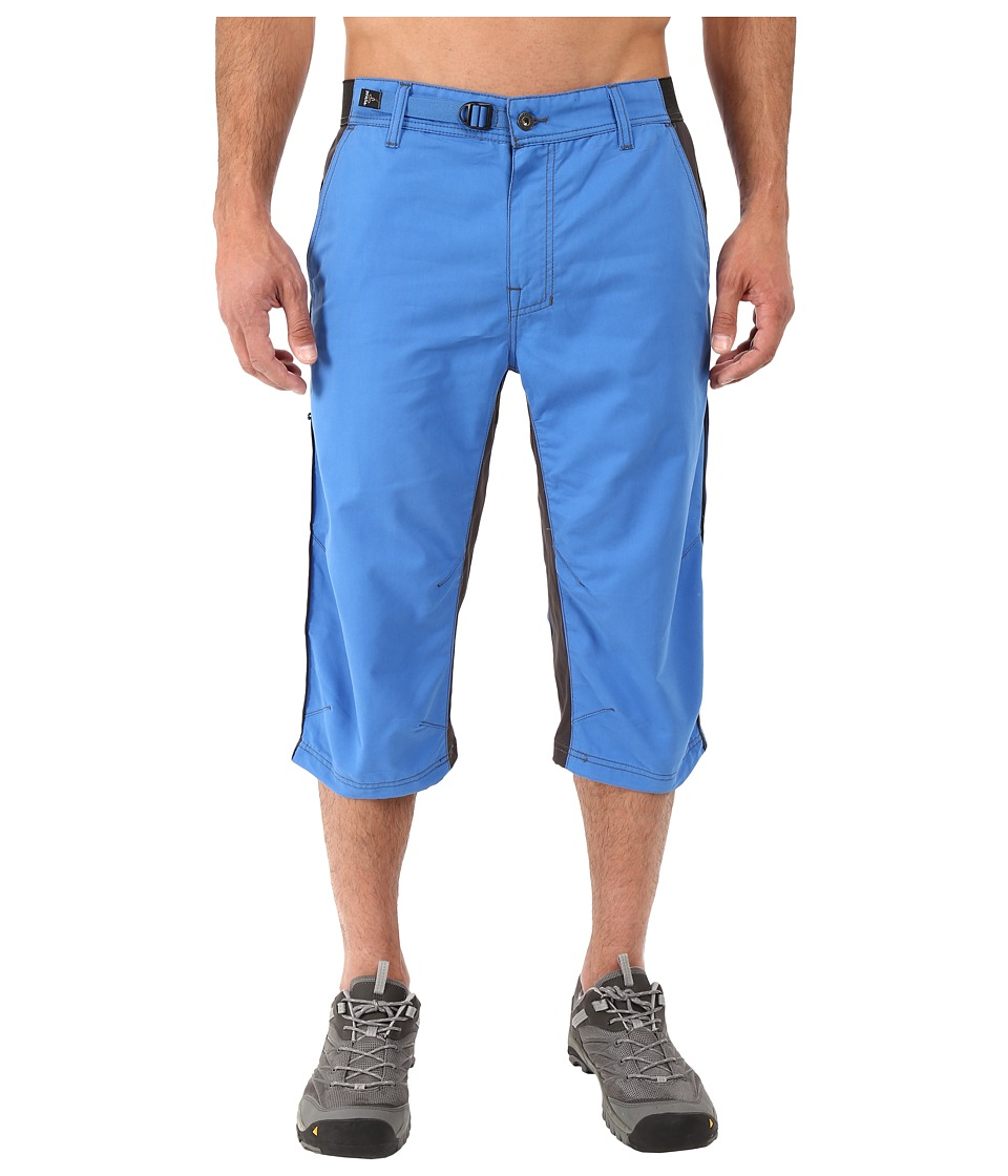 Prana - Passage Knicker (Classic Blue) Men's Casual Pants