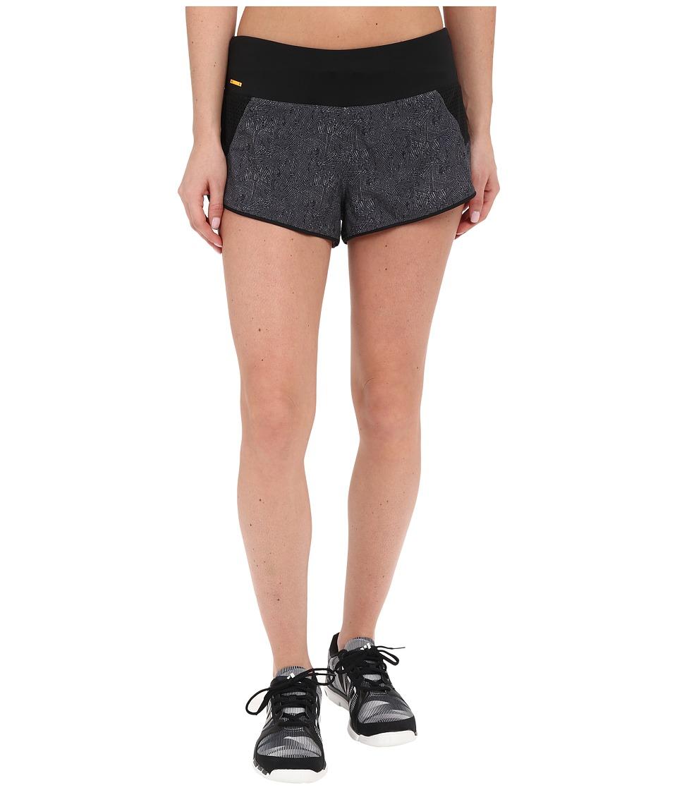 Lole - Trace Shorts (Meteor Foliage) Women's Shorts