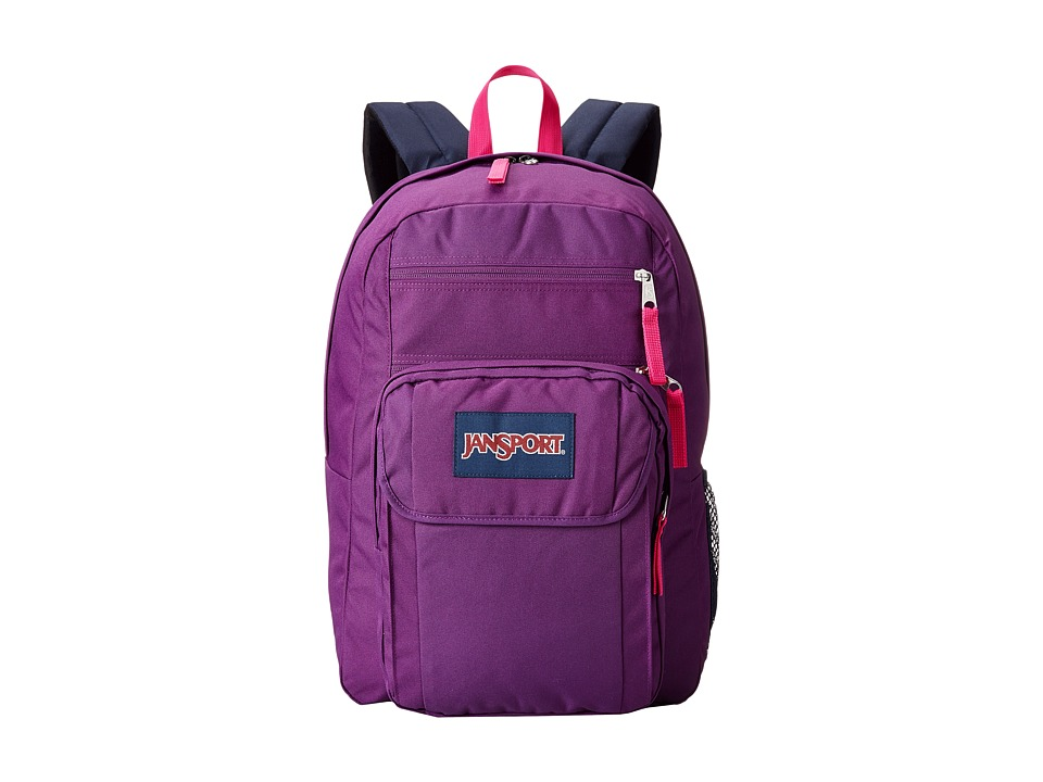 JanSport - Digital Student (Multi Astro Kitty) Backpack Bags